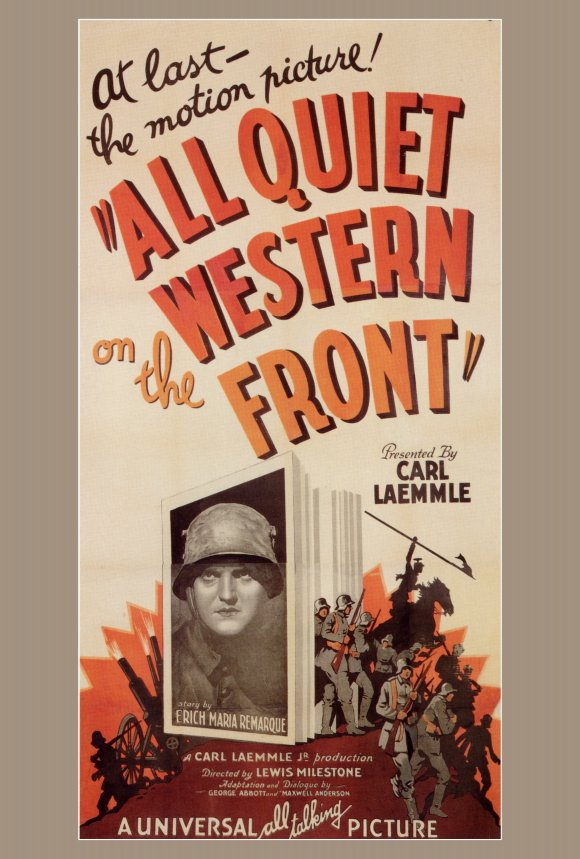 """All Quiet on the Western Front"""